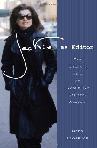 Jackie as Editor.