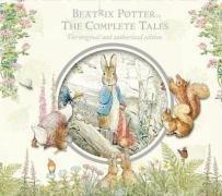 Beatrix Potter the Complete Tales. [AUDIO]