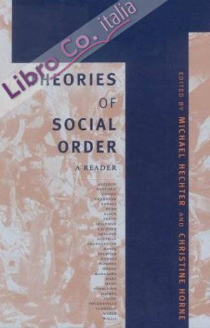 Theories of Social Order.