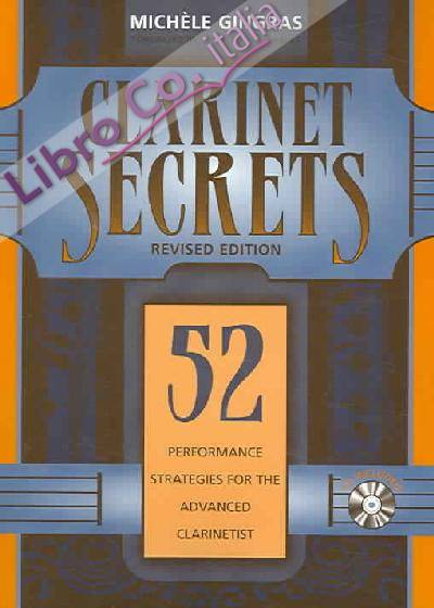 Clarinet Secrets.