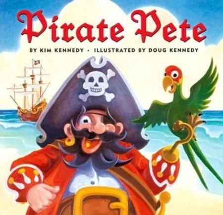 Pirate Pete.