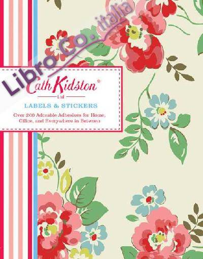 Cath Kidston Book of Labels and Stickers.