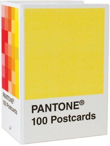 Pantone Postcard Box.