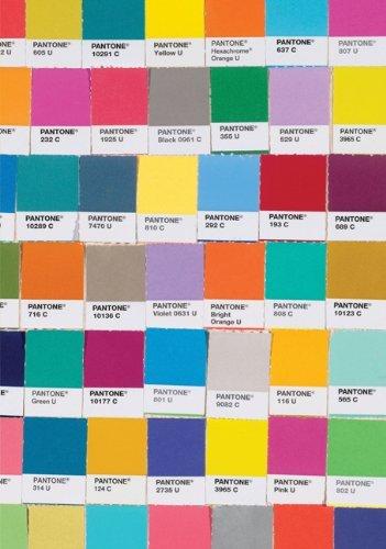 Pantone: Multicolor Journal.