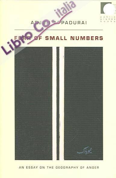 Fear of Small Numbers.
