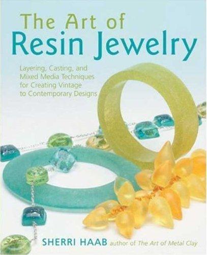Art of Resin Jewelry.