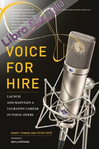 Voice for Hire.