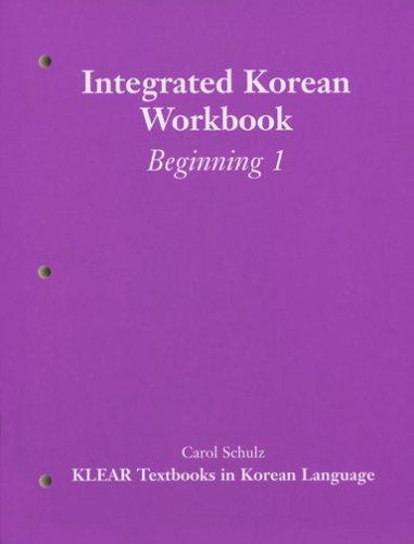 Integrated Korean.