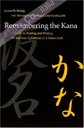 Remembering the Kana.