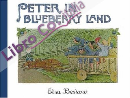 Peter in Blueberry Land.