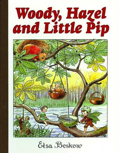 Woody, Hazel and Little Pip.