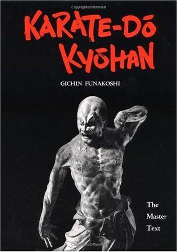 Karate-do Kyohan.