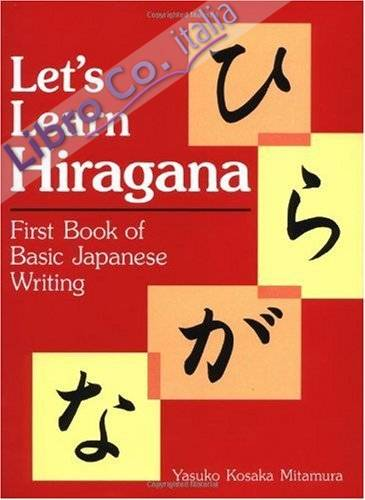 Let's Learn Hiragana.
