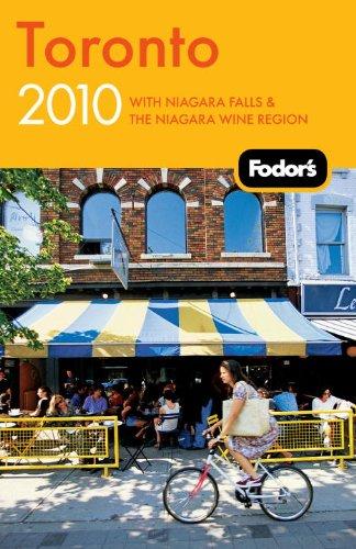 Fodor's Toronto 2010.
