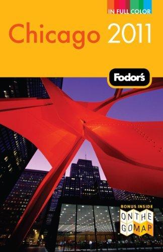 Fodor's Chicago 2011