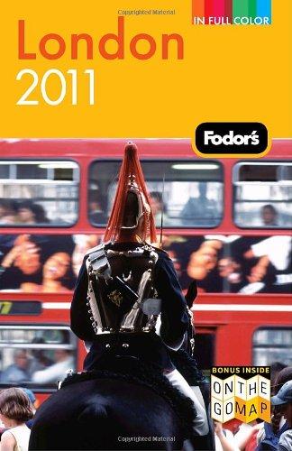 Fodor's London 2011
