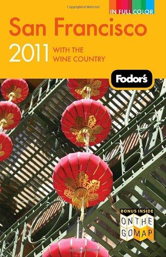 Fodor's San Francisco 2011