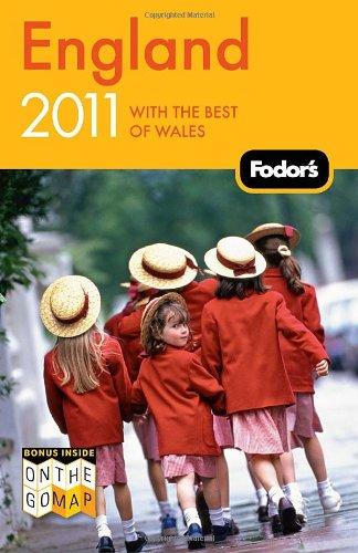 Fodor's England 2011