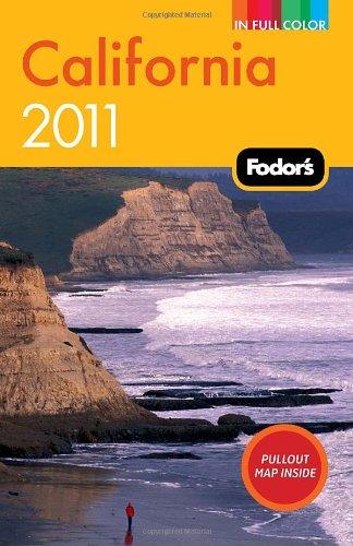 Fodor's California 2011
