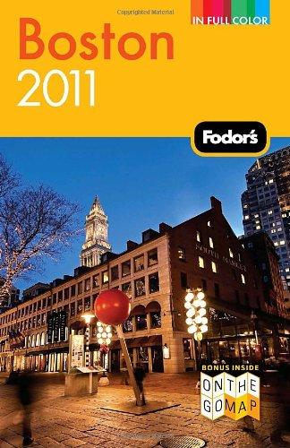 Fodor's Boston 2011.