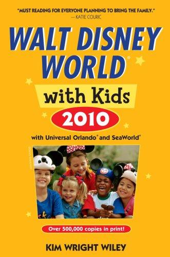 Fodor's Walt Disney World with Kids 2010.