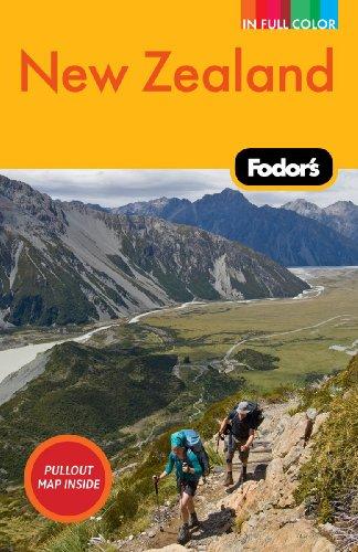 Fodor's New Zealand.