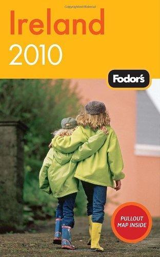 Fodor's Ireland 2010.