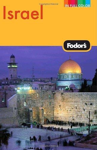 Fodor's Israel.