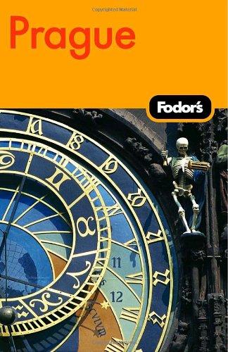 Fodor's Prague.