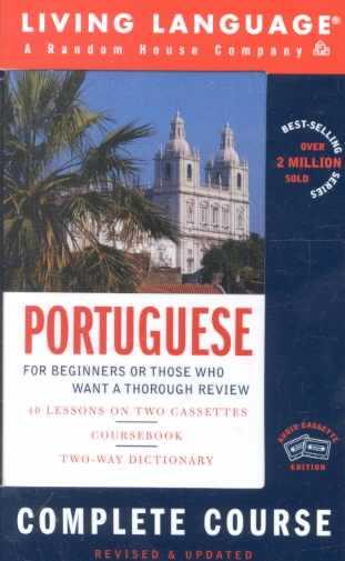 Portuguese Complete Course. [AUDIO]