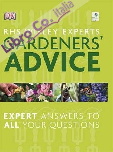 RHS Wisley Experts Gardeners' Advice.
