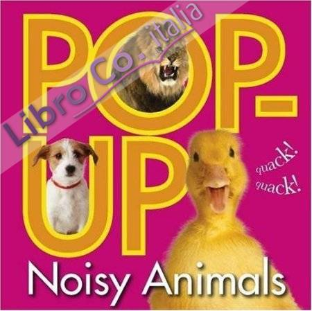Pop-up Noisy Animals
