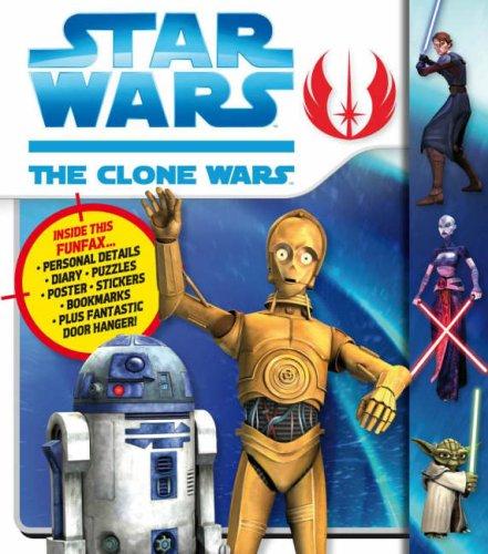 Star Wars: Clone Wars Funfax.