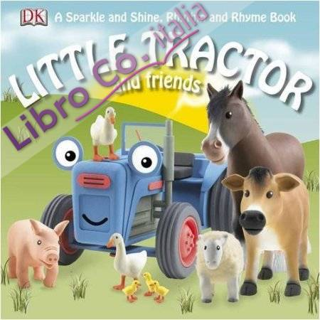 Little Tractor and Friends