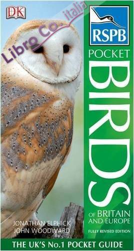 RSPB Pocket Birds.