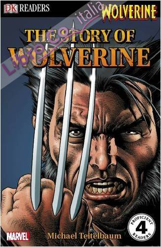 Story of Wolverine.