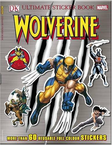 Wolverine Ultimate Sticker Book