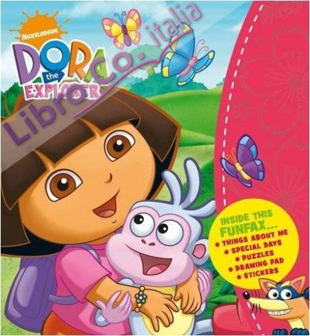 Dora the Explorer Funfax