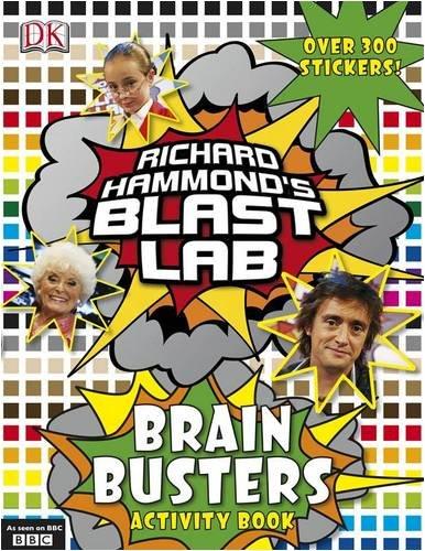 Richard Hammond's Blast Lab Brain Busters.