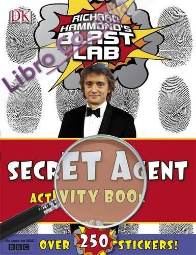 Richard Hammond's Blast Lab Secret Agent Activity Book.