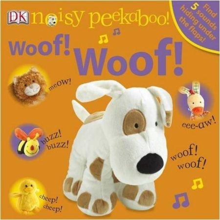 Noisy Peekaboo Woof! Woof!