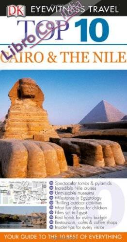Cairo and The Nile.