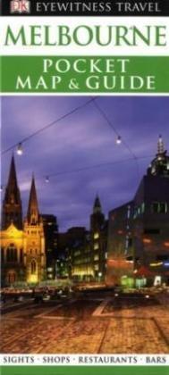 DK Eyewitness Pocket Map and Guide: Melbourne.