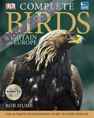 RSPB Complete Birds of Britain and Europe.