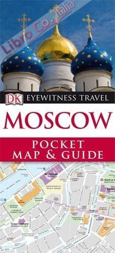 DK Eyewitness Pocket Map and Guide: Moscow.