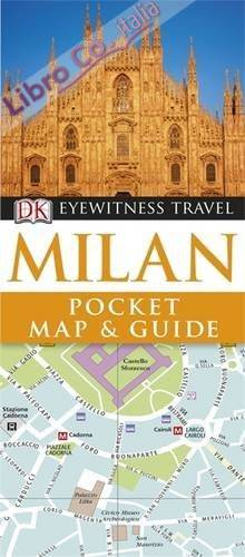 DK Eyewitness Pocket Map and Guide: Milan