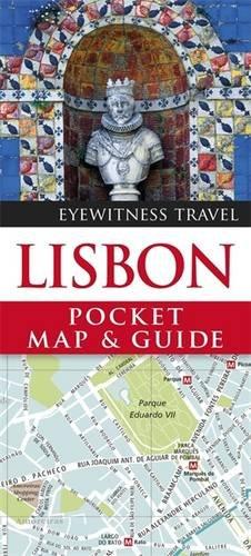 DK Eyewitness Pocket Map and Guide: Lisbon