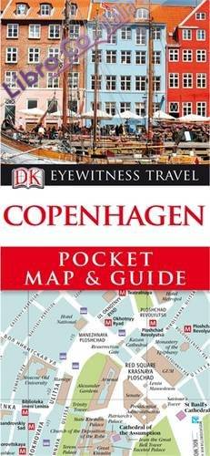 DK Eyewitness Pocket Map and Guide: Copenhagen.