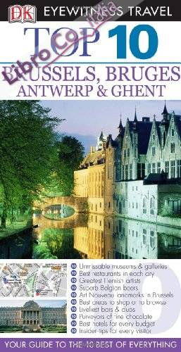 Brussels, Bruges, Antwerp and Ghent.
