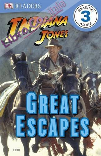 Indiana Jones's Great Escapes.